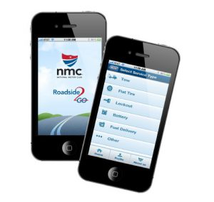 Download the Roadside2Go App