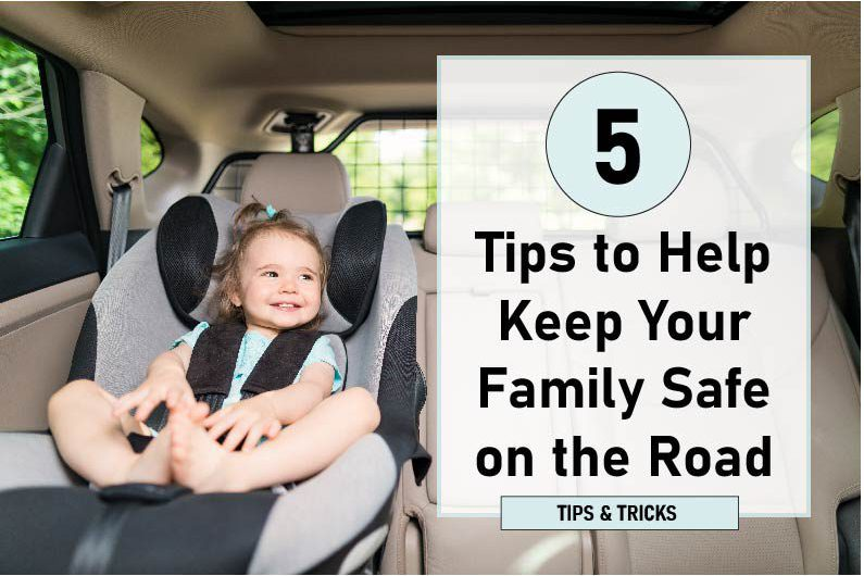 Tips to keep family safe on road header