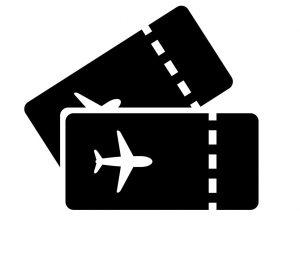 Plane Ticket Vectors