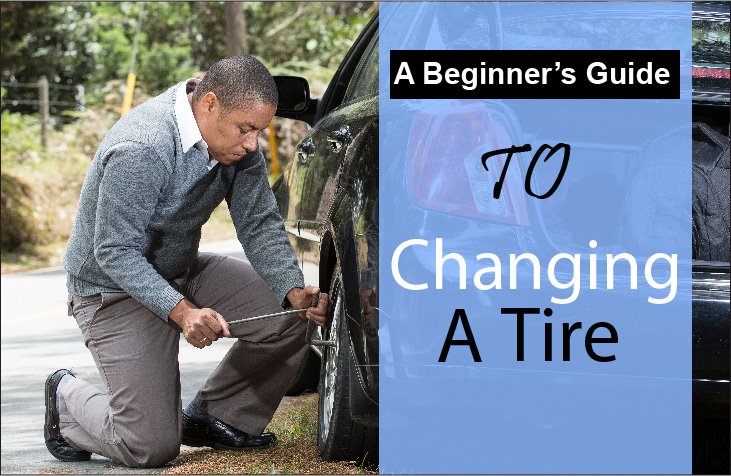 Guide to changing a tire