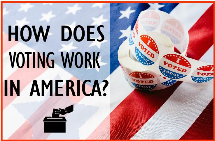 How does voting work in America Header
