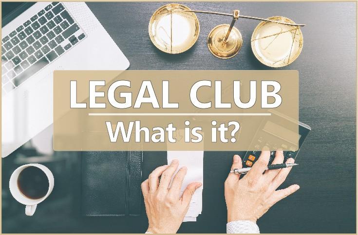 Legal Club Header