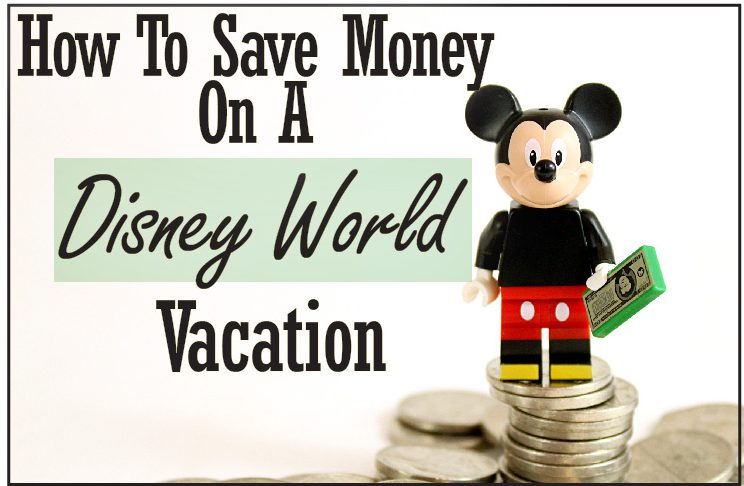 Disney Vacation Money Saving Header